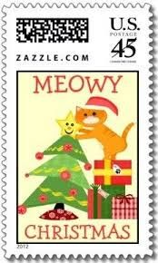 zazzle stamps cats - Google Search