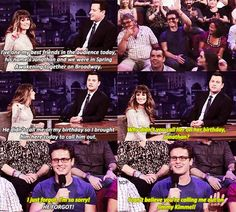 Lea and Jonathan. Legit one of my favorite friendships XD