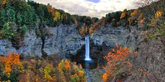 Taughannock Falls State Park Ithaca, NY:  The 17 Best Campsites in America