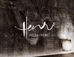 다음 @Behance 프로젝트 확인: \u201cHotel Henri  Logo Design & Branding\u201d https://www.behance.net/gallery/45928261/Hotel-Henri-Logo-Design-Branding