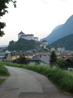 Kufstein, Austria! Beautiful castle here!
