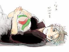 Sugawara Koushi | Haikyuu!! ......lol.... Sugar water..