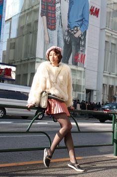 Street Style: Harajuku, Tokyo | Fashionsnap.com