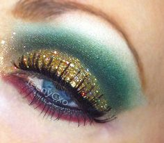 Holiday Inspired https://www.makeupbee.com/look.php?look_id=74205