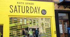 In Big Shake-Up, Kate Spade to Close Saturday Stores