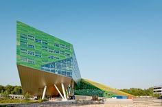 Linnaeusborg, Centre for Life Sciences / Rudy Uytenhaak Architectenbureau