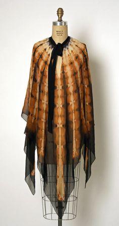 Evening blouse Halston (American) ca. 1971 silk