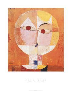 Head of Man (Going Senile, 1922)