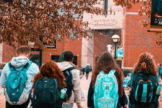 College Test, College Life, Importance Of Education, Higher Education, Free Education, High School Classroom, Public School, Orientation Post Bac, James Madison University