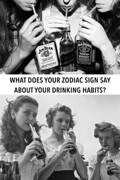 How Closely Does Your Horoscope Match Your Drinking Habits?