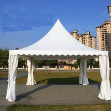 4x4m Waterproof Outdoor Event Pagoda Unfolding Tents For Sale