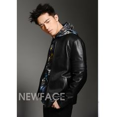 Xu Weizhou NewFace:许魏洲