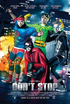 5 Seconds of Summer - Don't Stop - Official Poster. Official Merchandise. Size: 61cm x 91.5cm. FREE SHIPPING