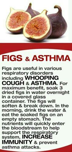 Figs and asthma