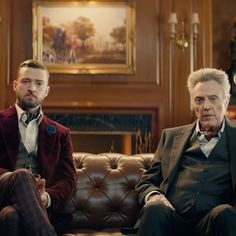 Bai Super Bowl Commercial 2017 starring Justin Timberlake and Christopher Walken. Justin Timberlake and Christopher Walken share a heartfelt goodbye full of . Nsync Songs, Creativity Online, Water Branding, Funny Commercials, Justin Timberlake, Big Game, Funny People, Funny Things, Funny Stuff