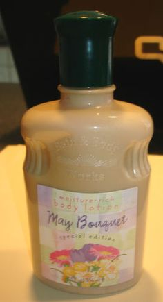 Bath & Body Works May Bouquet Body Lotion