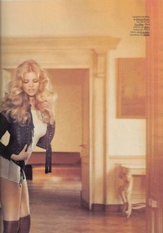 Retro 70s Editorials - Andoni and Arantxa Displays Their Lastest Collection on Valerie Van Der Graaf (GALLERY)