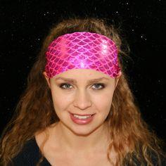 Running Headbands, Sports Headbands, Headbands For Women, Workout Headband, Yoga Headband, Wide Headband, White Husky, Athletic Headbands, Hologram
