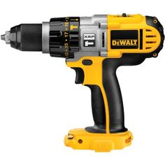 Shop DEWALT Variable Speed Cordless XRP™ Hammer Drill/Driver (Tool Only) at Lowe's Canada. Find our selection of hammer drills & rotary hammers at the lowest price guaranteed with price match. Cordless Power Drill, Cordless Drill Reviews, Cordless Tools, Dewalt Drill, Dewalt Tools, Driver Tool, Drill Driver, Led Work Light, Work Lights