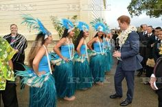 Prince Harry visit to New Zealand - 15 May 2015  Atmosphere  15 May 2015