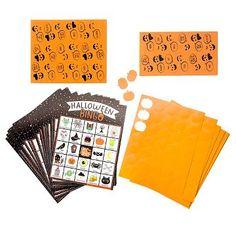 Halloween Game Bingo - Spritz™