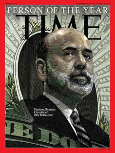 MARK SUMMERS, Illustration Artist: TIME PERSON OF THE YEAR COVER 2009 December 2009 Mark Summers' signature engraving style was the perfect medium for this ripped-from-currency cover portrait of Ben Bernanke for Time Magazine's Person of the Year issue Mark Summers, Story Of The Year, Popular Magazine, Time Magazine, Magazine Covers, E Sport, Outlander Tv Series, Scratchboard, Business Magazine