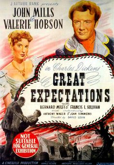 Great Expectations (1946) - John Mills, Valerie Hobson, Tony Wager, Jean Simmons, Alec Guiness