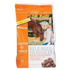 Manna Pro 0092944236 Carrot and Spice Horse Treats, 5-Pound | Your #1 Source for Pet Supplies