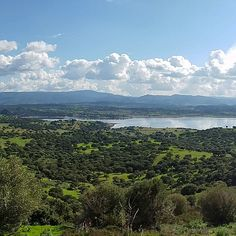 """#Sardegna #Sardinien #lake #Mediterranean #sky #clouds #cloudporn #landscape #nature"" Land Scape, Clouds, Sky, Mountains, Nature, Instagram Posts, Travel, Sardinia, Heaven"