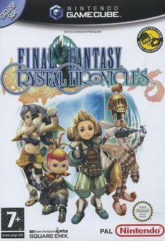 Final Fantasy Crystal Chronicles sur Gamecube : retrouvez toutes les informations, les tests, les vidéos et actualités du jeu sur tous ses supports. Final Fantasy Crystal Chronicles est un jeu de rôle orienté action sur Gamecube. Un miasme mortel s'est répandu sur le monde, et c'est à vous de tenter de le tenir à distance. Nombre de dangers vont s'offrir à vous lors de votre périple, que vous pouvez vivre seul ou entre amis, le titre permettant la coopération. Pour cela, chaque joueur doit…