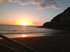 Playa Del Cura paikassa Mogán, Canarias