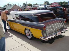 Sweet 55 Chevy