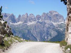 Brenta Dolomites summer