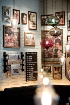 Russell Sage Studio - new branch of Indian café Dishoom - east London's Shoreditch
