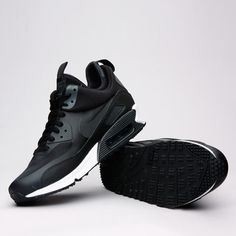 finest selection aaed2 370dd Nike Air Max 90 Sneakerboot Ns Black