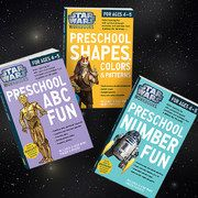 Take a look at the Star Wars: Workbook Sets event on #zulily today! - Trying really hard not to buy all of them.