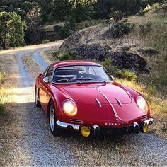 WEBSTA @ car_vintage - • French cherry.Renault Alpine A110 •www.carandvintage.comBy @dinalpin_a110#CarVintage#Alpine #renault #france #cherry #ferrari #mercedesbenz #porsche #bmw #bugatti #carporn #vintage #firstpost #first #elegance #lux #luxury #luxurycar #luxurylife #f4f #fashion #cars #londoncars #blacklist #newyork #autoporn #automotive #instacar #follow #cool