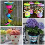 Flower Pot Gift Ideas for Mother's Day