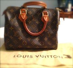 Louis Vuitton Monogram Speedy 30 Purse by Louis Vuitton, http://www.amazon.com/dp/B007QKLR3Q/ref=cm_sw_r_pi_dp_wpehrb1Z7ZGQW