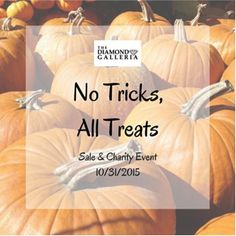 We've got the best excuse for you to pick up a few shiny Halloween treats! On Saturday, 10/31/15, we're donating 10% of our profits to CASA, an organization that works to serve as a child's voice in court and establish a save living environment for abused and neglected children.