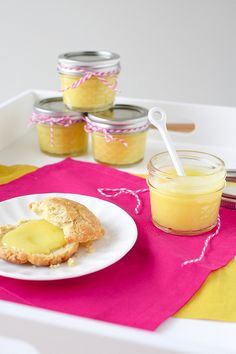 If you already knew you liked citrus curds, then it's not news to you that you can do so much with them – fill tartlets, top scones or muffins, stir into yogurt, fill layer cakes, or layer into trifles.  I'm sure there are plenty more uses that I haven't even thought of.  I've made citrus curds quite a few times before and this is the bes