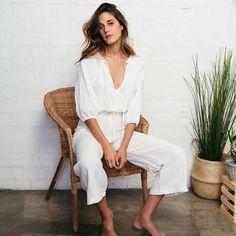 S Rachel Pally Womens Cleo Linen Top Black