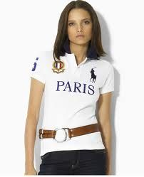 ralph lauren polo shirts for women