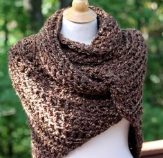 CROCHET PATTERN Outlander Inspired Claire's Shawl by KnitPlayLove