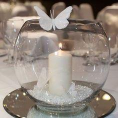 MULTI-PURPOSE FISH BOWLS / ORNAMENTS DECORATIVE CANDLE HOLDERS / VASES BARGAIN #weddingcenterpieces