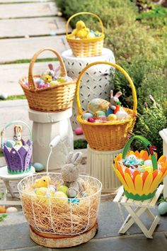 Hop into our Egg-Citing Easter Collection and check out our colorful and unique Easter Baskets from Cost Plus World Market. >> #WorldMarket Easter #BeaBetterBunny Ad