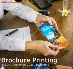 Company Brochure, Brochure Design, Brochure Printing, Lead Time, Times, Prints, Photography, Beautiful, Flyer Design