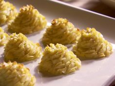 Duchess Potatoes Recipe : Ree Drummond : Food Network - FoodNetwork.com