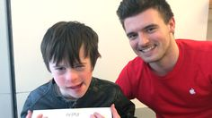 'He met us where we were': Mom of boy with autism thankful for Apple worker's empathy