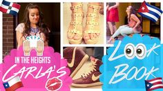 In The Heights Vlog #10: THE CARLA LOOKBOOK! (#MIRACLES)